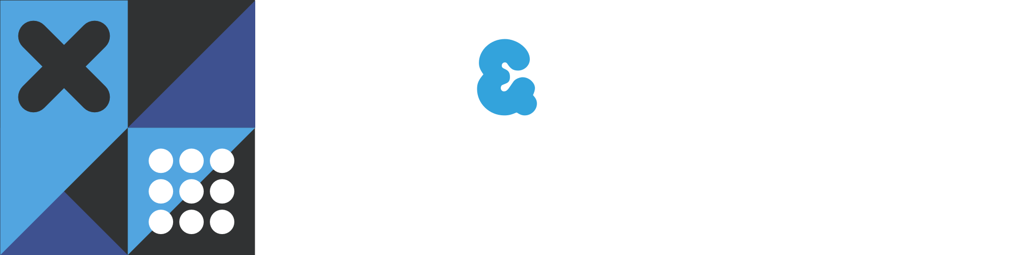 Fun and plausible logo
